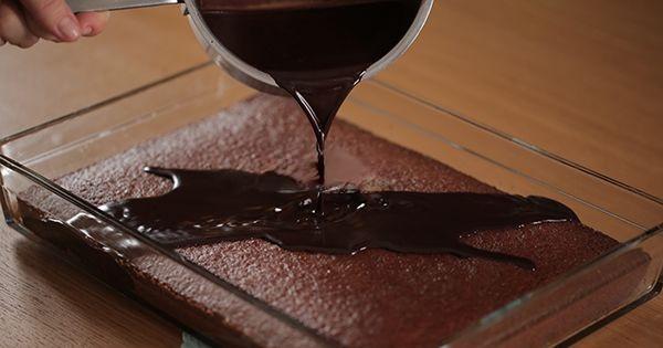 Kakaolu Islak Kek Tatlı Tarifi