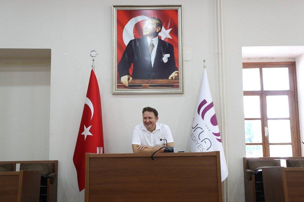 Urla Kaymakamı Ve Belediye Başkan Vekili Önder Can'ın Görev Yeri Değişti