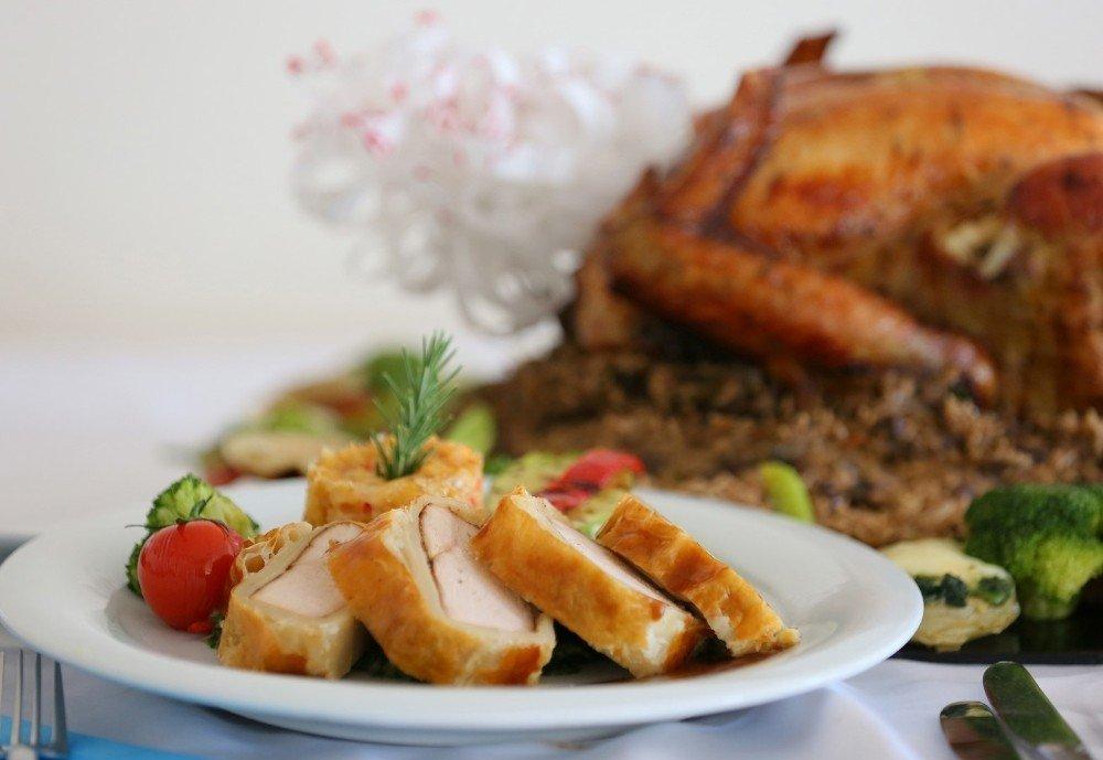 Yılbaşı Sofralarının Vazgeçilmez Yiyeceği Mutluluk Veriyor