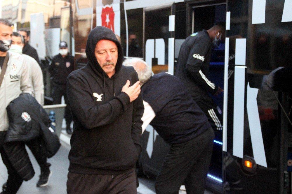 Beşiktaş Kafilesi Kayseri'de