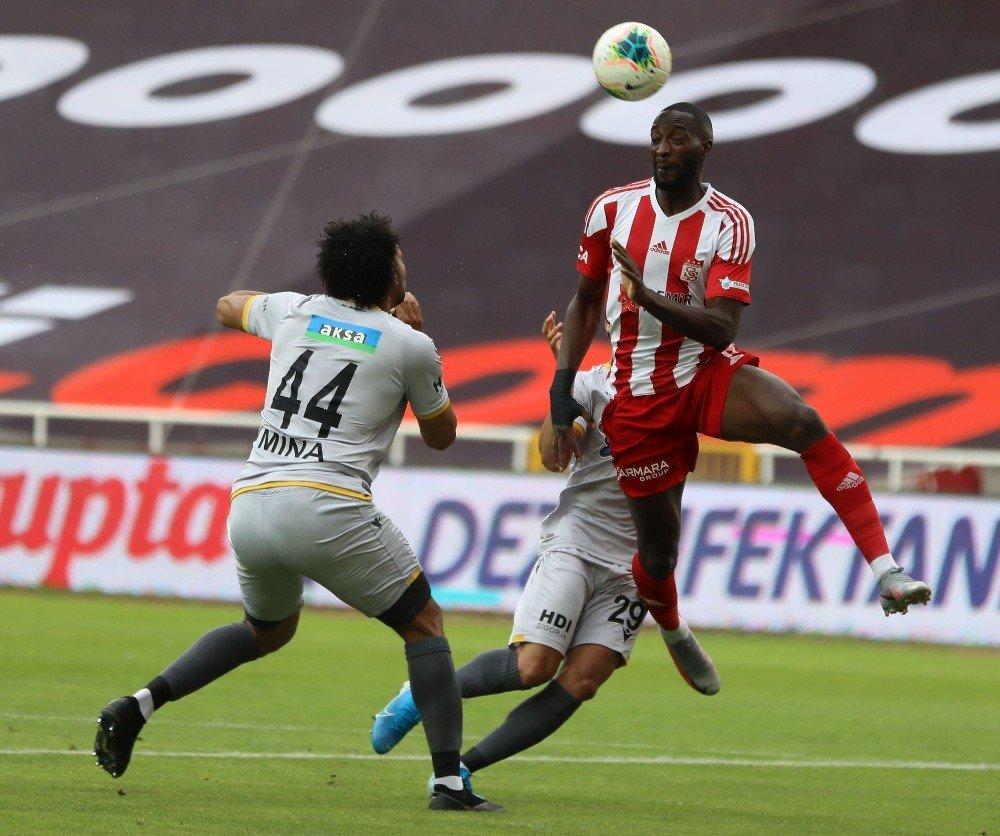 Sivasspor İle Yeni Malatyaspor 7. Randevuda