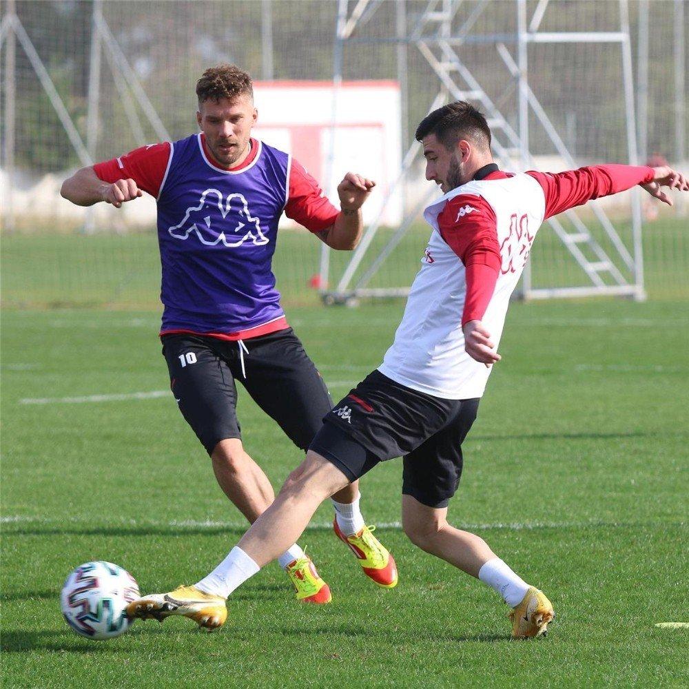 Antalyaspor'da Hedef Yeniden Galibiyet Serisi
