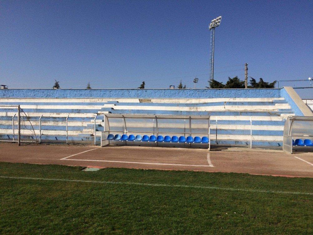 Merzifon Stadına Tribün Yapılacak