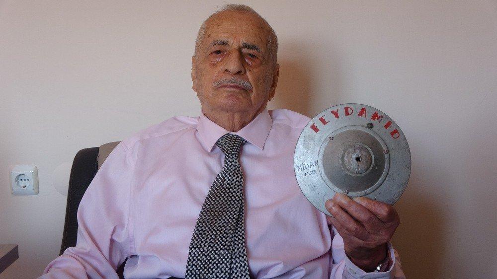 Ufo Tasarlayan Fevzi Dede Ömrünü Türkiye'nin İlk Uzay Projesine Adadı