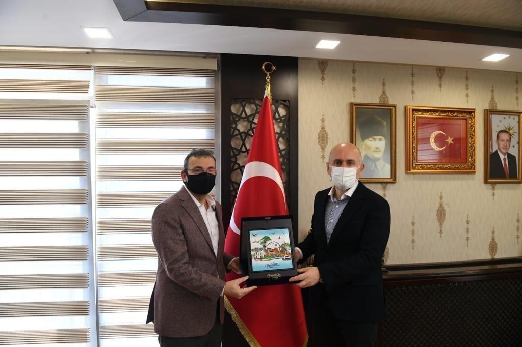 """Ulaştırma Ve Altyapı Bakanı Adil Karaismailoğlu: """"sabiha Gökçen Havalimanı Metrosunu Yıl Sonuna Kalmadan Hizmete Açacağız"""""""