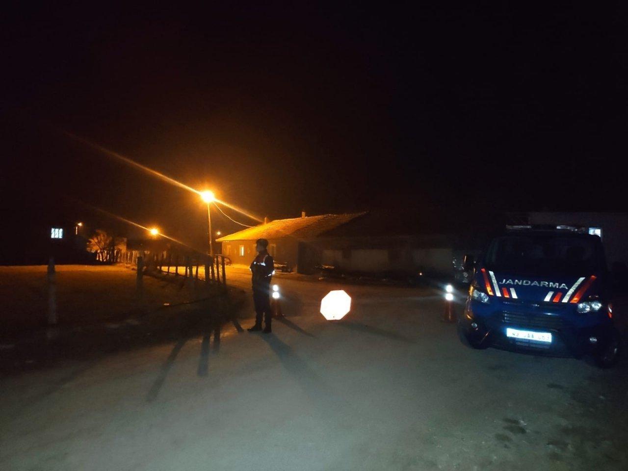 Emet'teki 2 Köyde Karantina Kaldırıldı