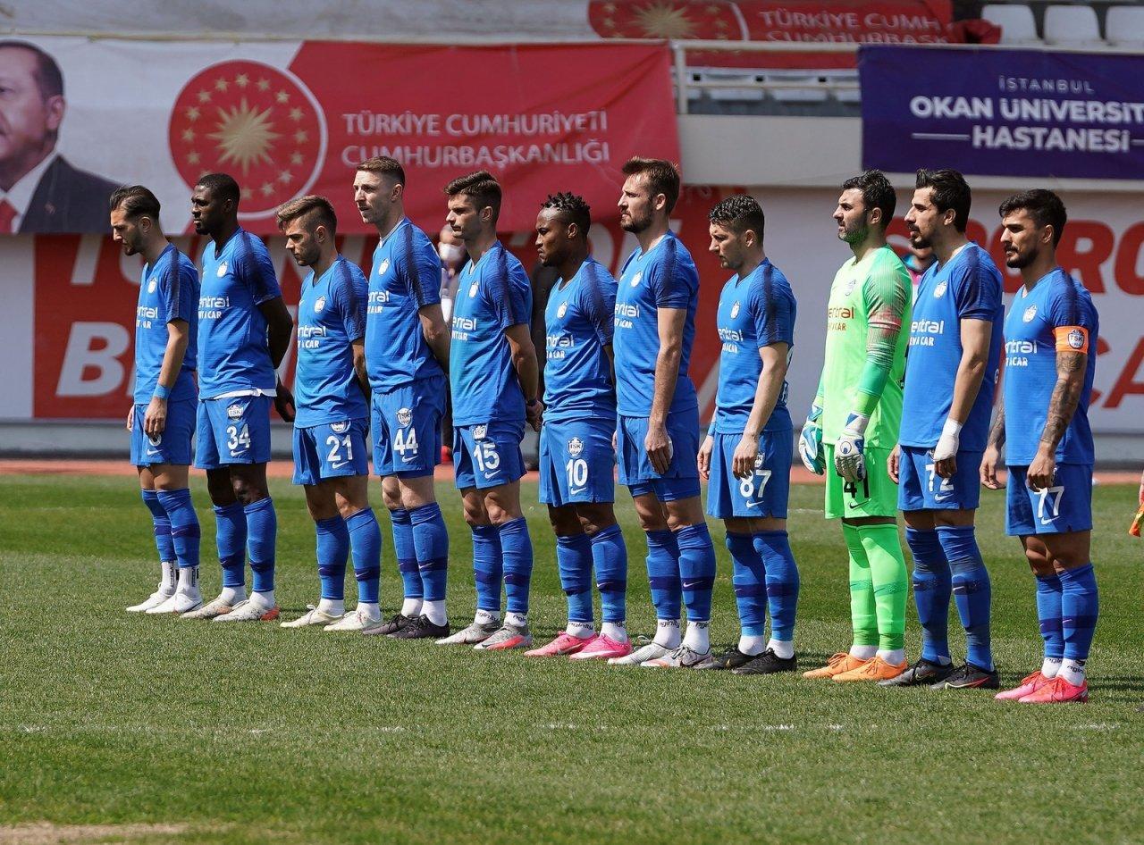 Tff 1. Lig: Tuzlaspor: 0 - Yılport Samsunspor: 2