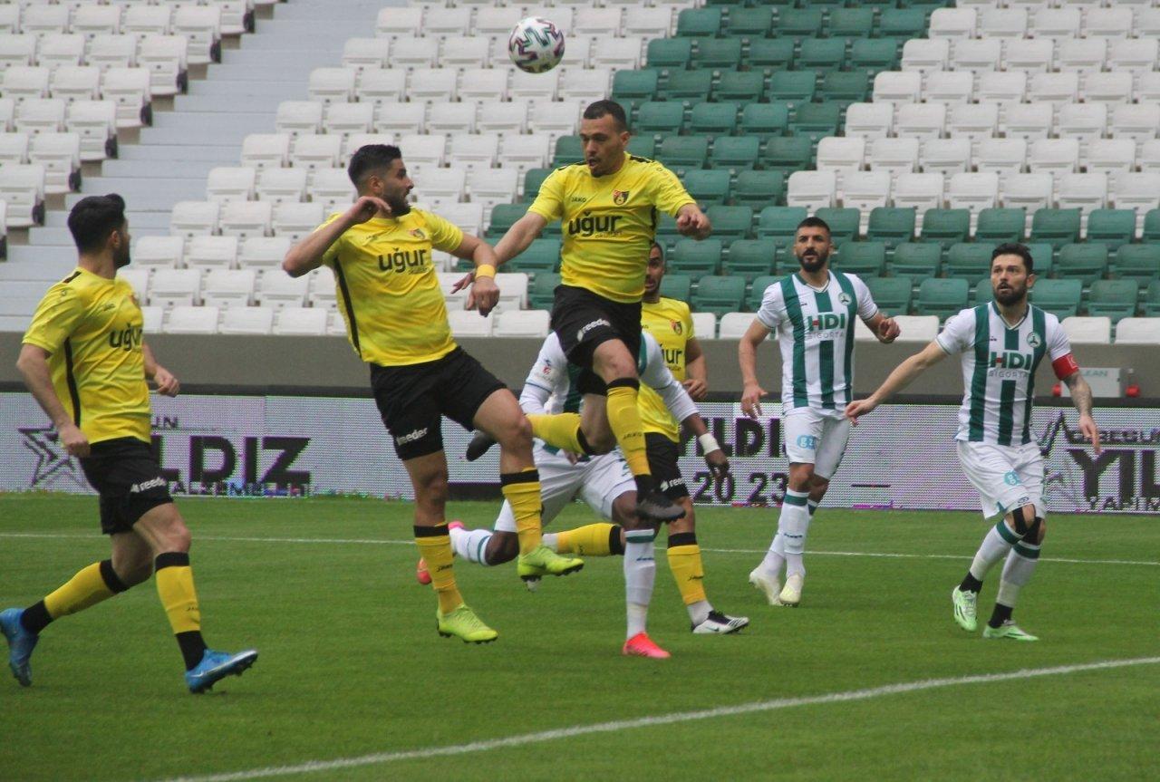Tff 1. Lig: Gzt Giresunspor: 0 - İ̇stanbulspor: 0 (ilk Yarı)