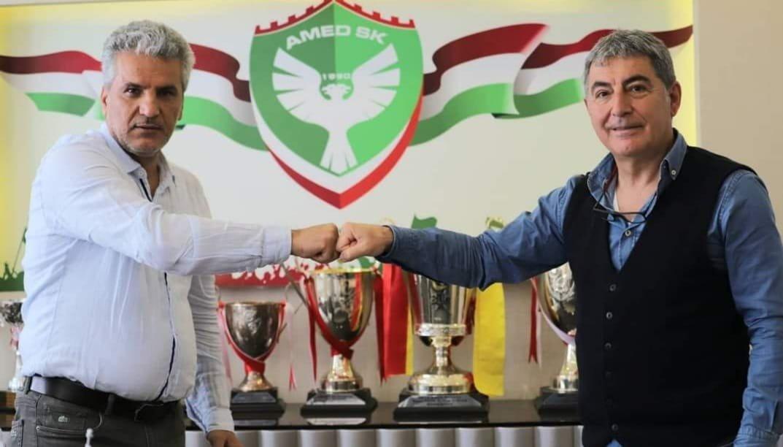 Amed Sportif Faaliyetler'de Kızıltan Dönemi