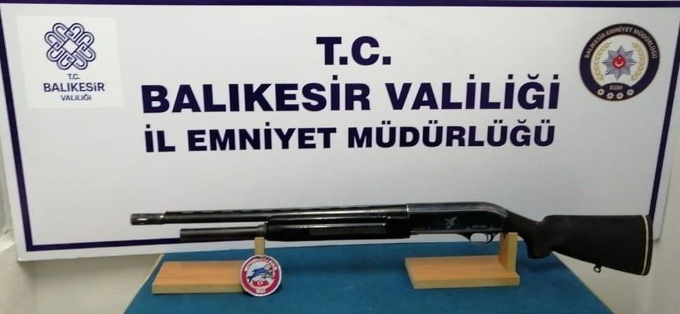 Balıkesir'de Huzur Operasyonu: 14 Kişi Yakalandı