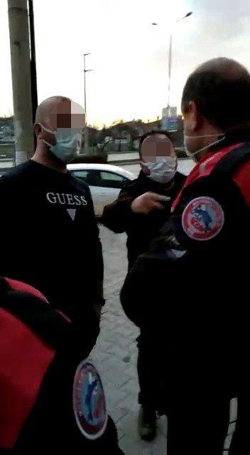 Hastanede Polislere Saldıran Alkollü Doktor Ve İlaç Mümessili Serbest Bırakıldı