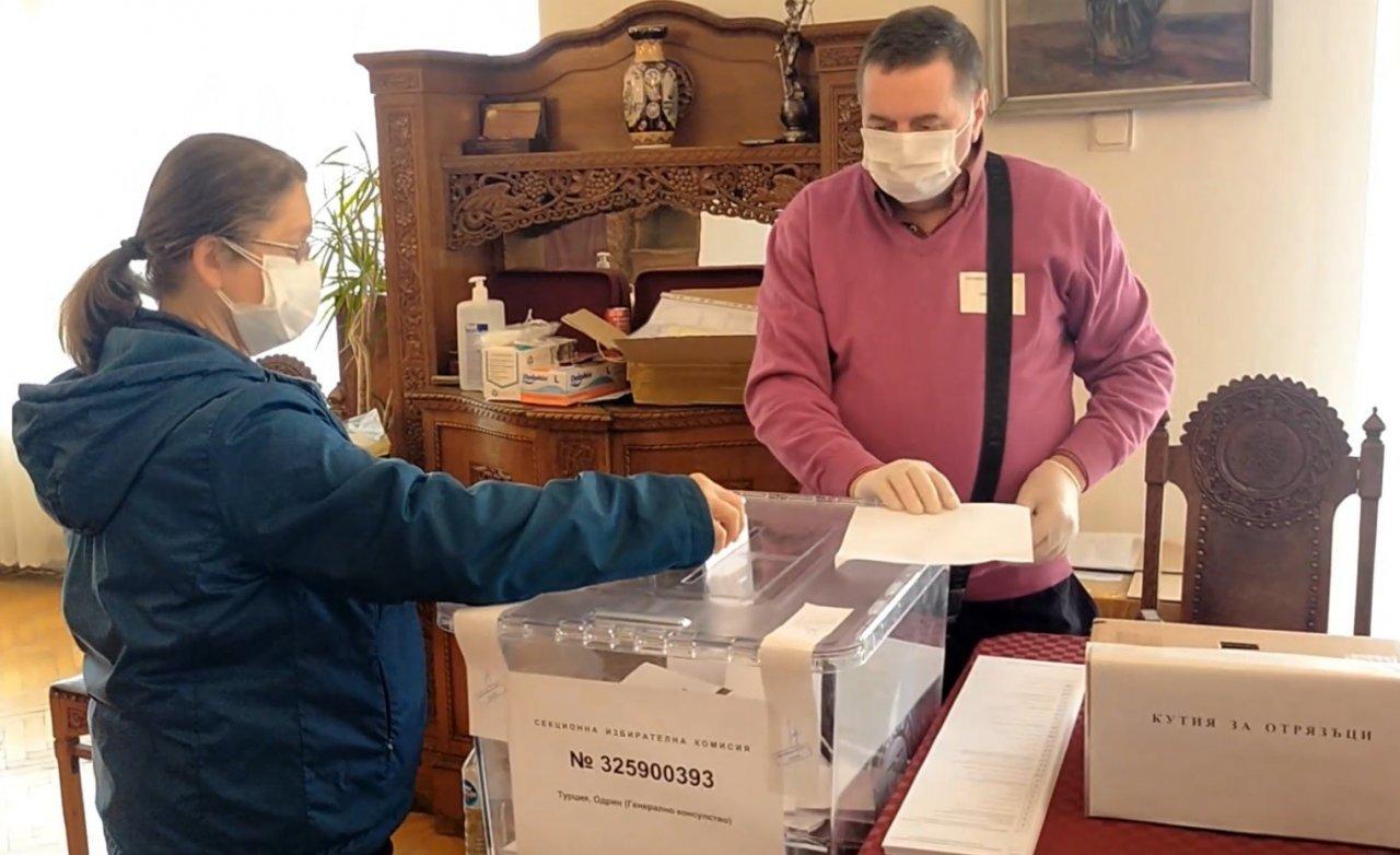Bulgaristan Seçime Gitti, Türkiye'de De 35 Sandık Kuruldu