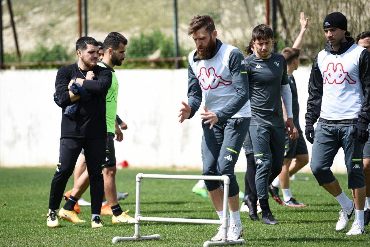 Denizlispor, Fenerbahçe Maçının Hazırlıklarını Tamamladı