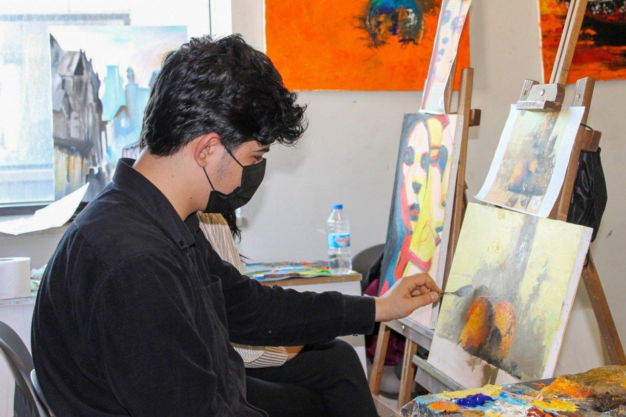 Diyarbakırlılar 'sanata Kayıtsız Kalmadı'