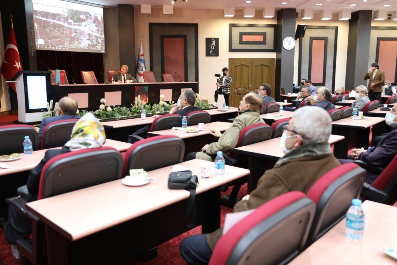 Başkan Palancıoğlu, Sürücü Kursları İle Toplandı