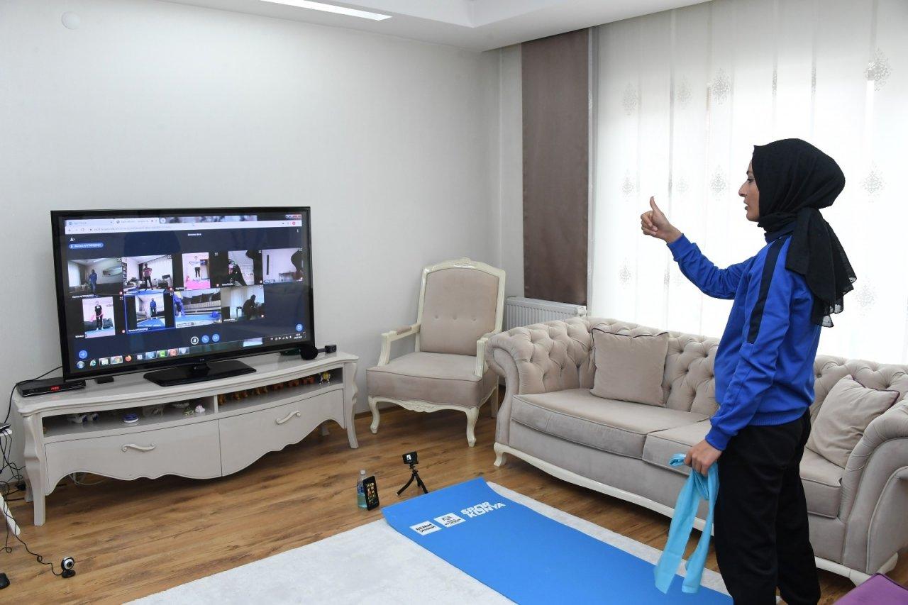 Konya'da Online Kişiye Özel Spor Eğitimi
