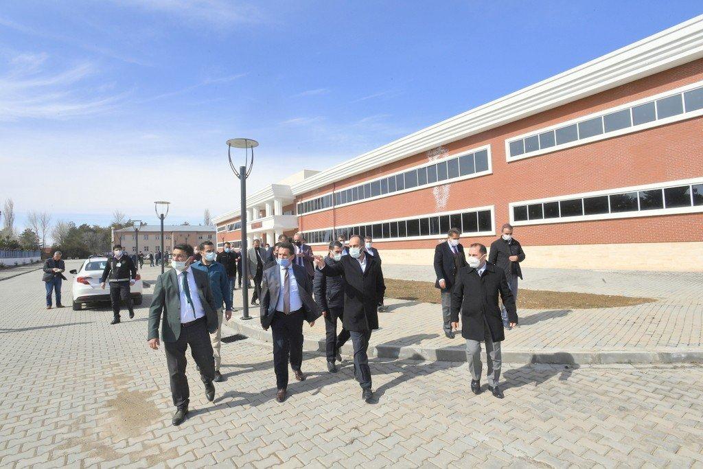 Erciş'te Sağlık Hizmetleri Myo Açılıyor