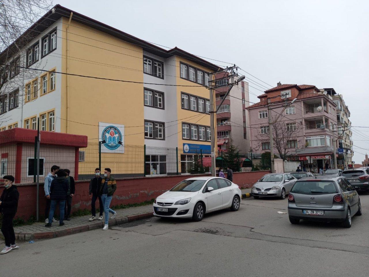 Zonguldak'ta Sınav Heyacanı Yaşandı