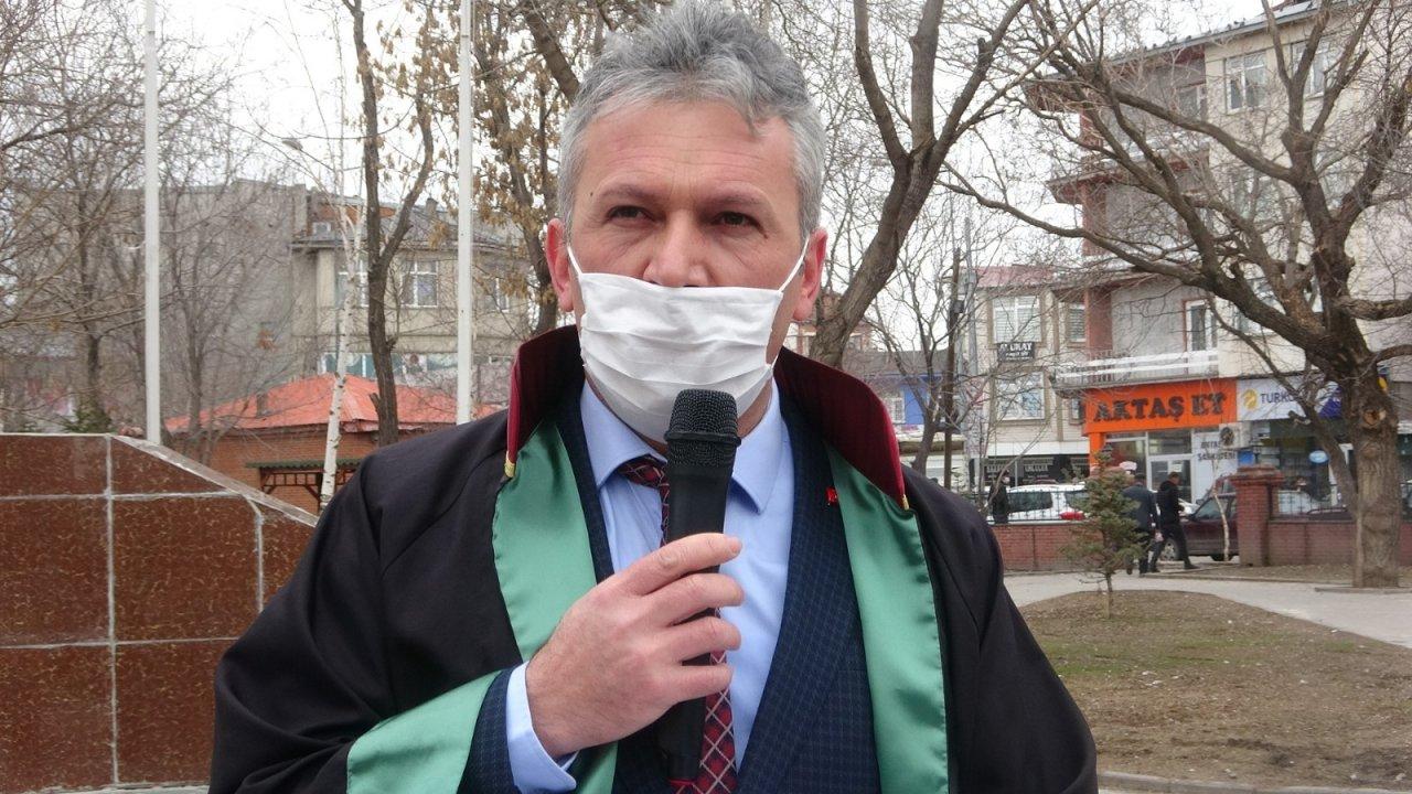 Ardahan'da 5 Nisan Avukatlar Günü Dolayısıyla Tören Düzenlendi