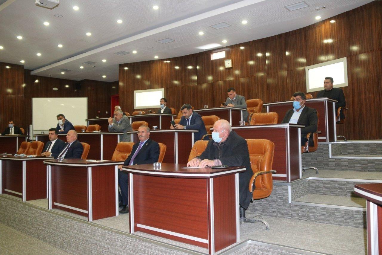 Bitlis İ̇l Genel Meclisinden Amirallerin Bildirisine Tepki