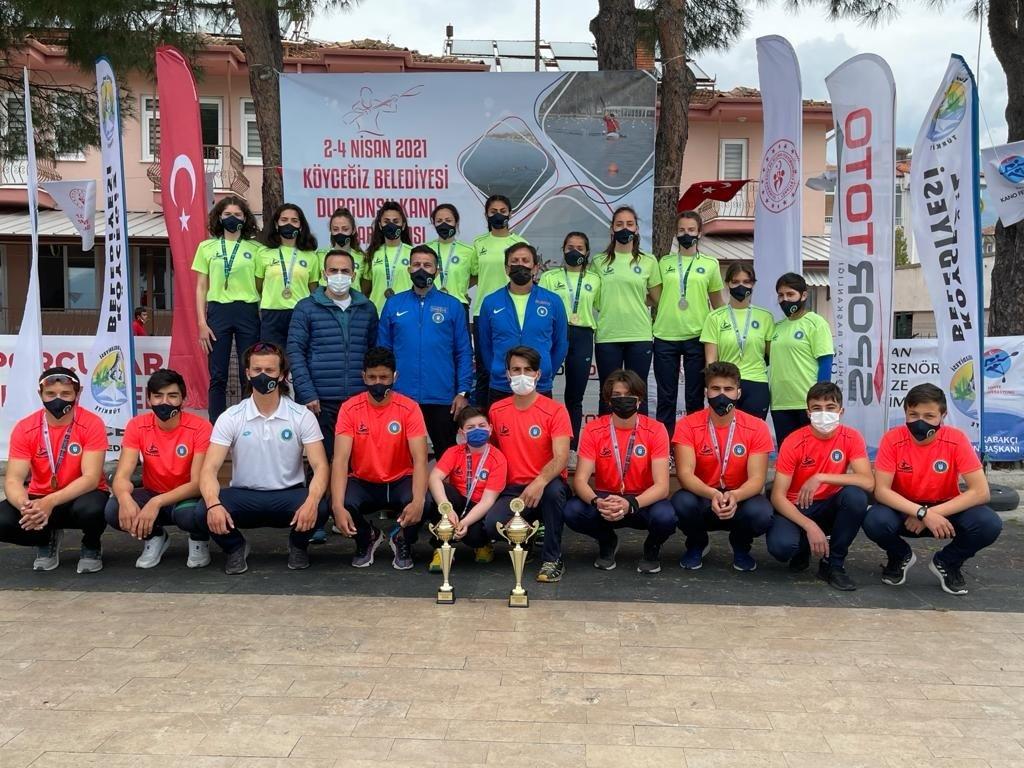 Bursa Büyükşehir Belediyespor Kano Takımı 27 Madalya Kazandı