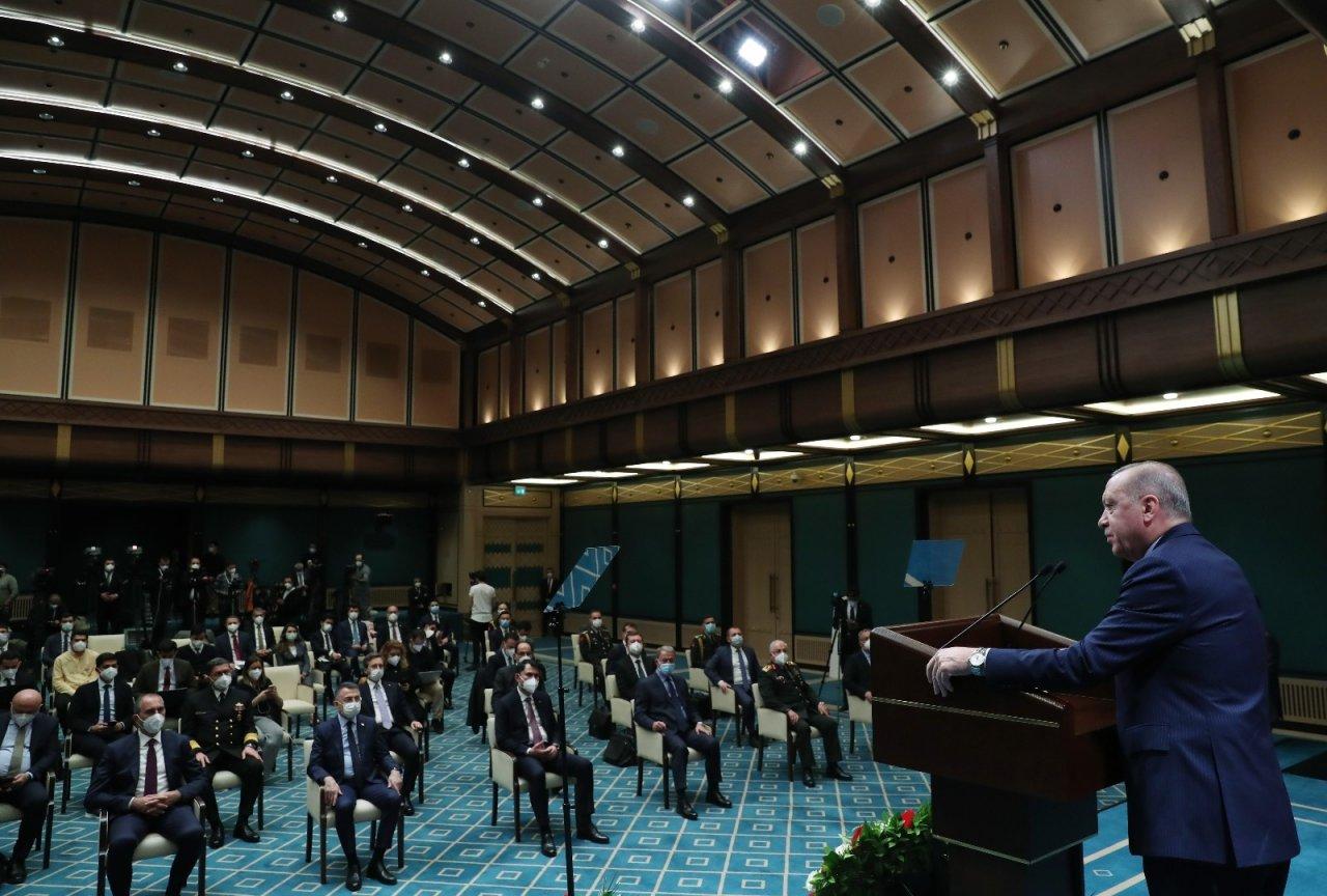 """Cumhurbaşkanı Erdoğan: """"bu İşin Merkezinde Aslında Ana Muhalefet Partisinin Ta Kendisi Var"""""""