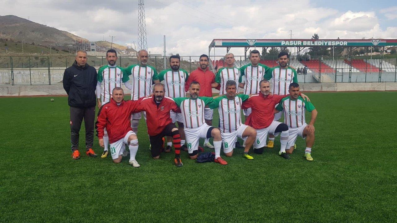 Kulp'ta Futbol Ve Dostluk Rüzgarı