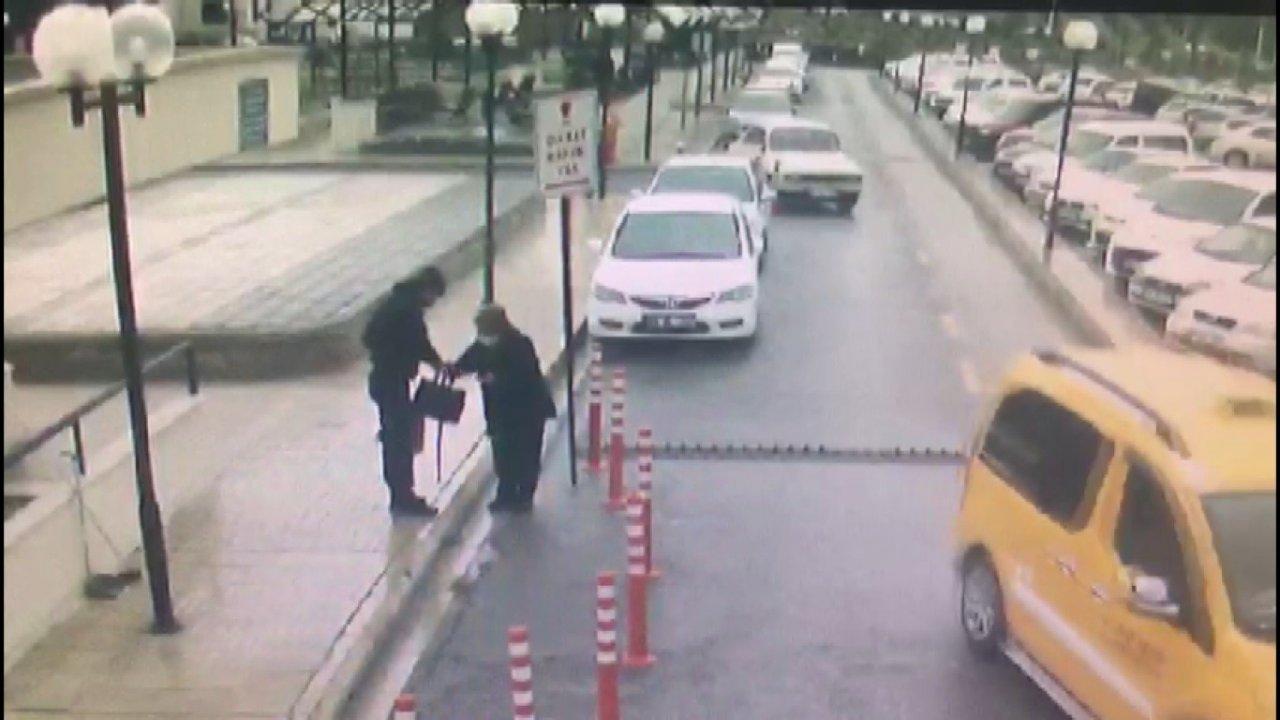 Telefon Dolandırıcılarına İnandı, 100 Kilometreyi Ticari Taksiyle Gelip 350 Bin Tl Kaptırdı