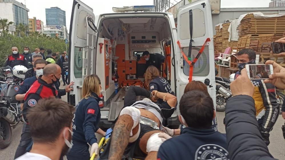 İ̇zmir'de Adliyeden Kaçmaya Çalışan Zanlı Olayıyla İlgili Flaş Gelişme