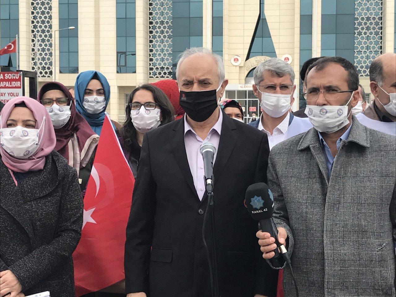 Konya'da, Bildiri Yayınlayan 104 Emekli Amirale Suç Duyurusu