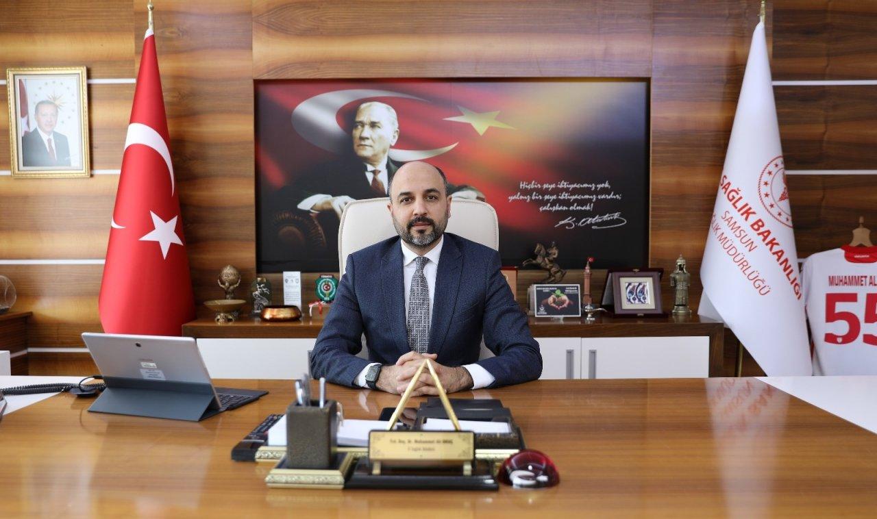 """Samsun Sağlık Müdürü: """"i̇nsanlarımızın Bir Kısmı Pandemi Sona Ermiş Gibi Davranıyor"""""""