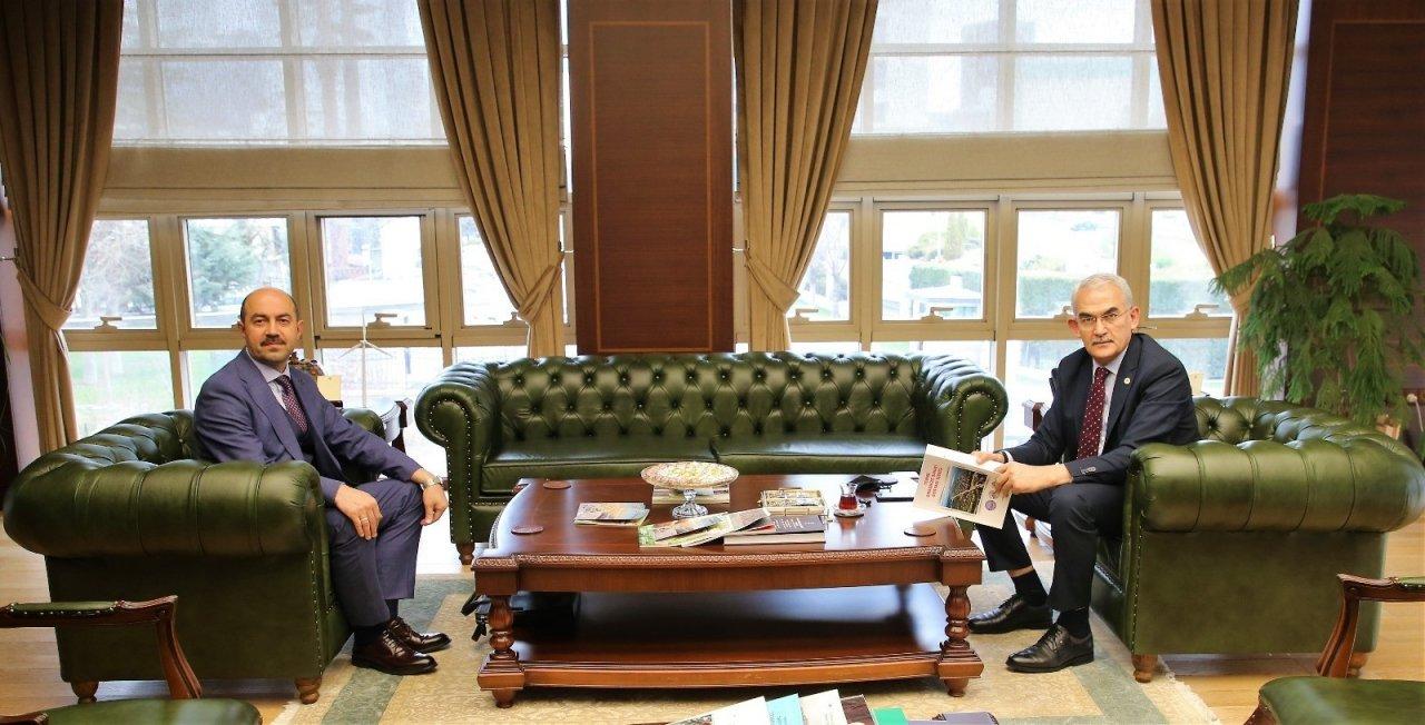 Başkan Kılıç'tan Ankara'ya Osb Çıkarması