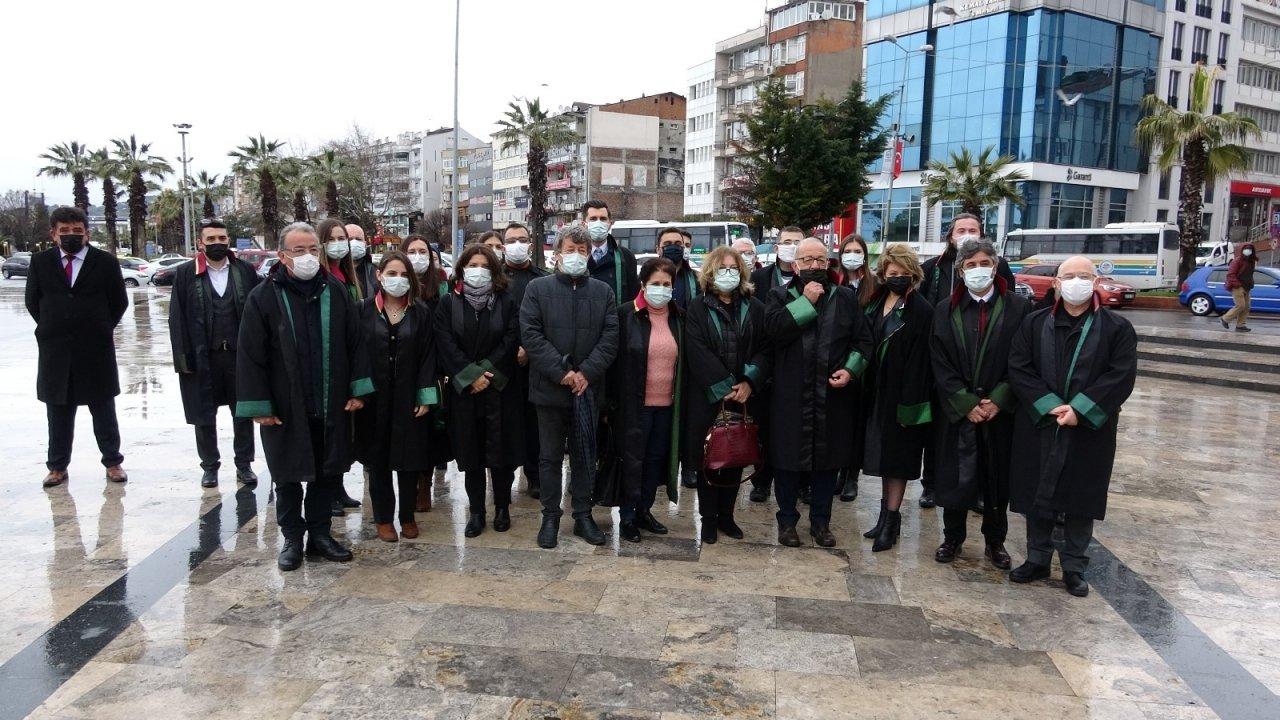 Ereğli'de Avukatlar Günü Kutlandı