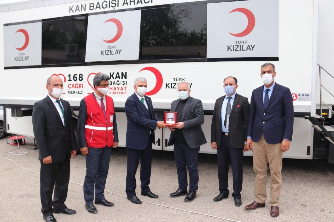 Kozan'da Kan Bağışı Kampanyası