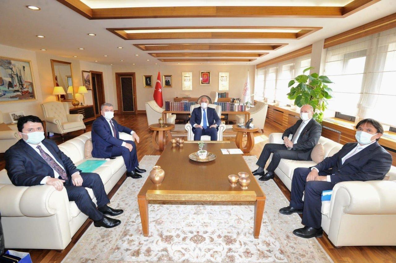 Altıeylül'ün İlk Kültür Merkezinin Açılışını Bakan Ersoy Yapacak