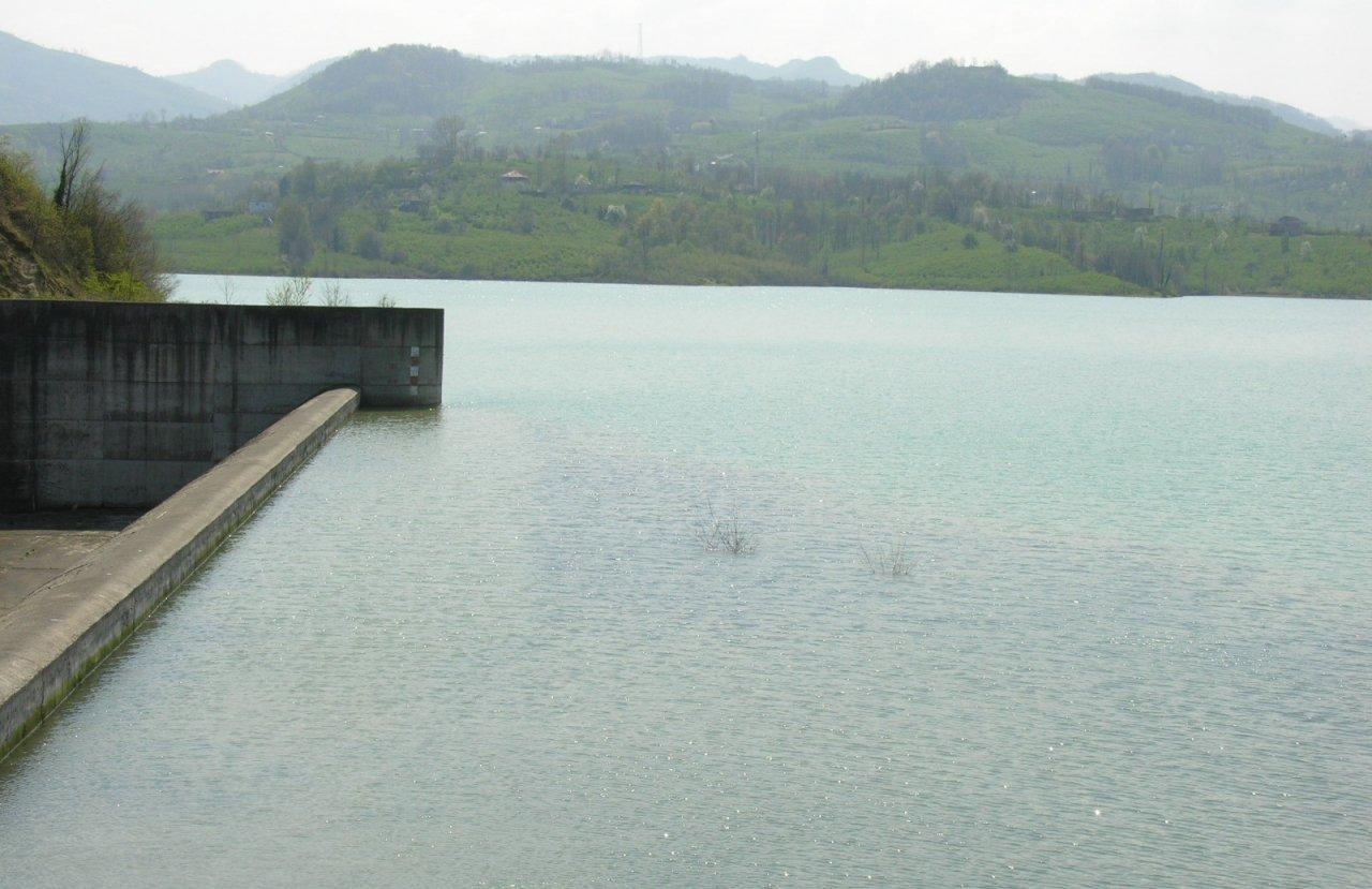 Samsun'un İçme Suyunu Sağlayan Çakmak Barajı'nda Doluluk Oranı Yüzde 57'ye Çıktı