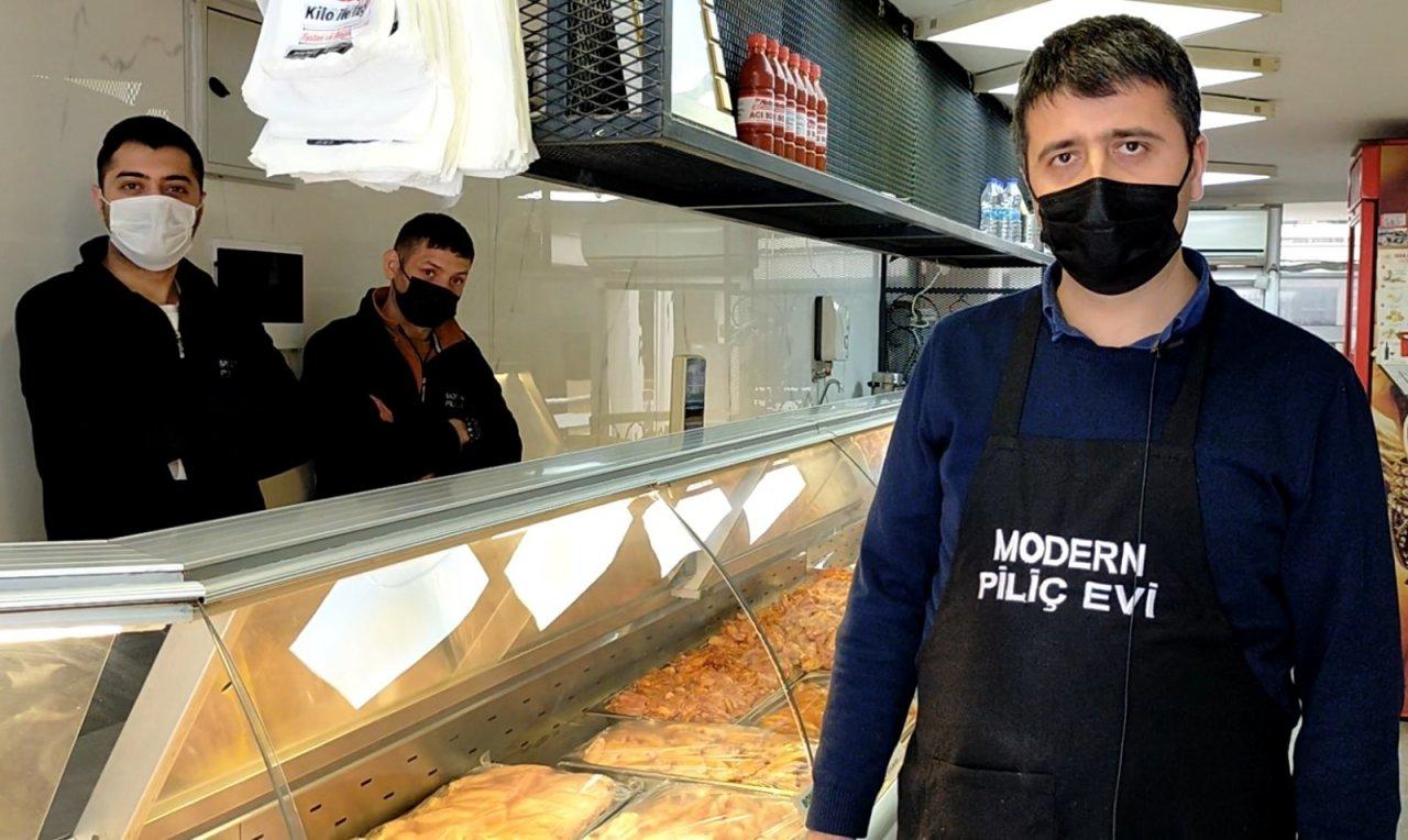 Tavuk Kanadı Fiyatlarındaki Artış Esnafı Da Endişelendiriyor