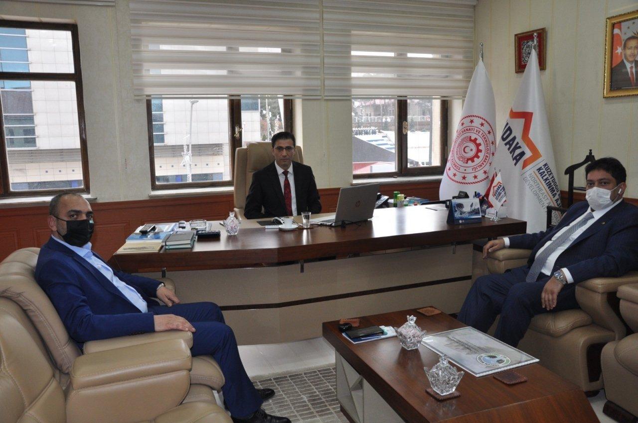 Erzurum Ticaret Borsasından Üyelerine Yönelik Büyük Proje!