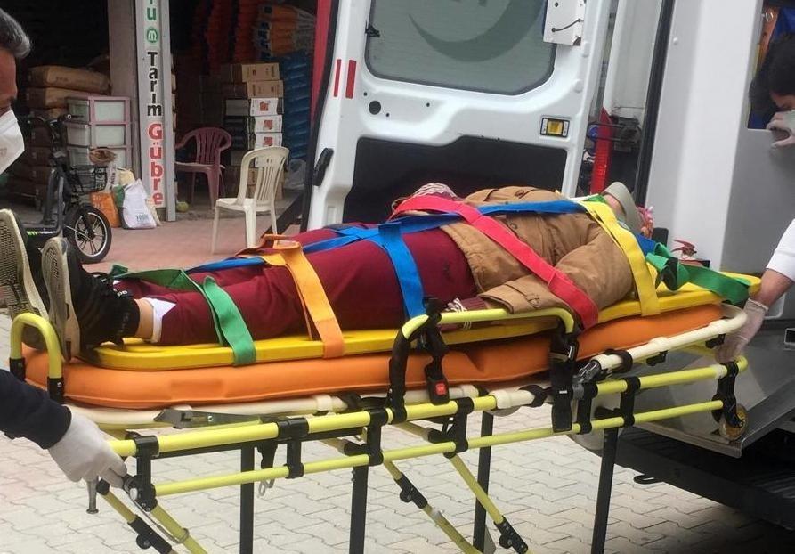 Otomobilin Çarptığı Bisikletli Kadın Yaralandı