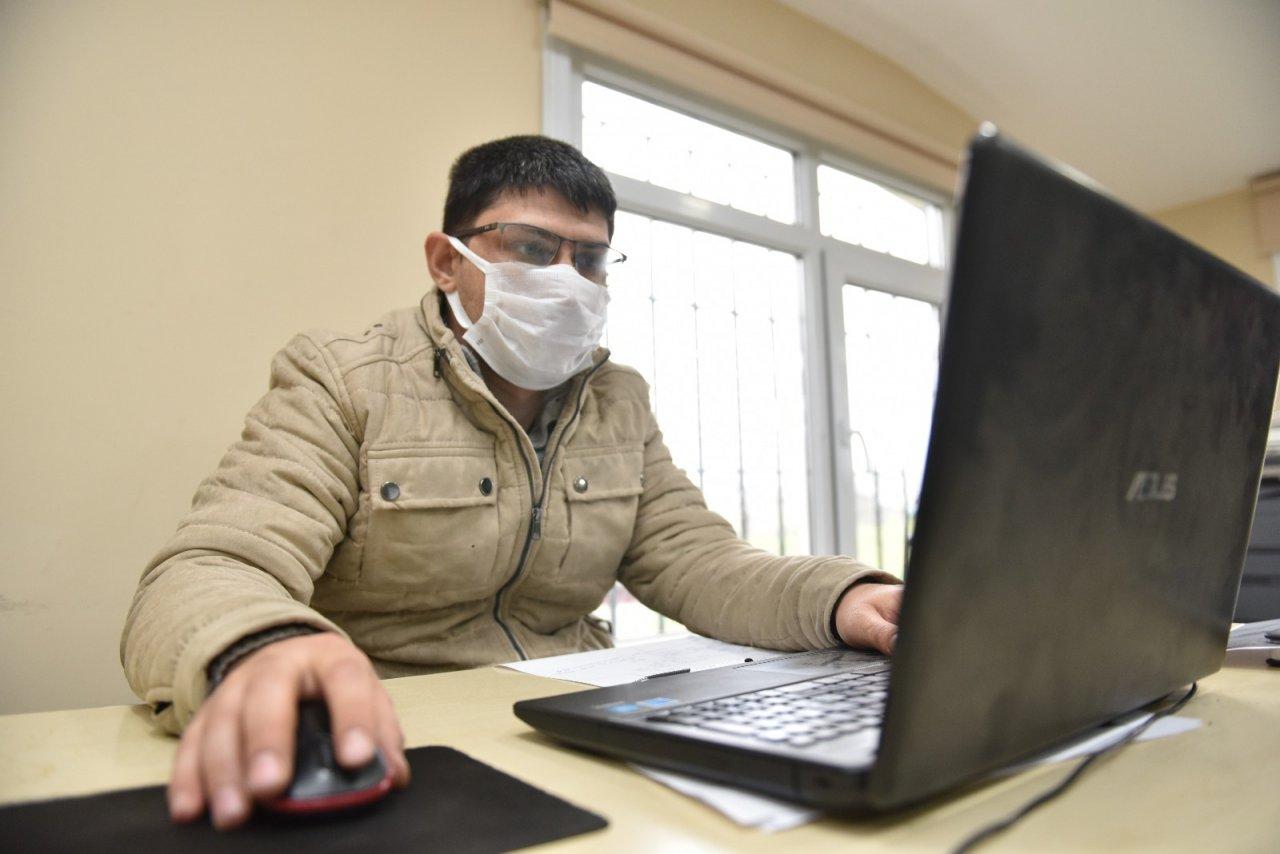 Tuzla'da Pandemi Sürecinde İş Sahibi Olan Muhammed'in Tarif Edilemez Mutluluğu