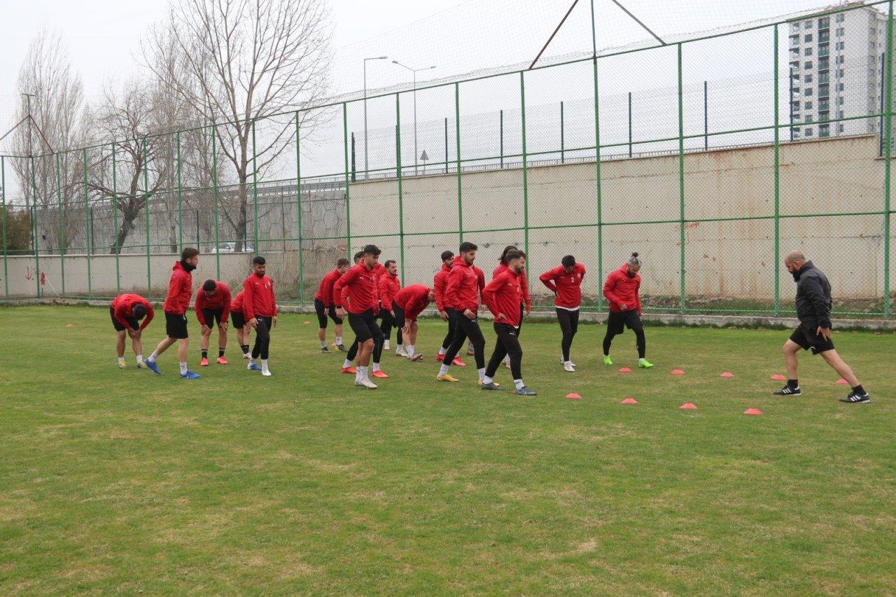 Sivas Belediyespor, Kırşehir Maçına Hazır