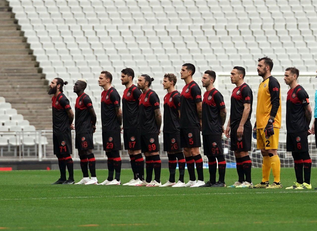 Süper Lig: Fatih Karagümrük: 0 - Hatayspor: 0 (maç Devam Ediyor)