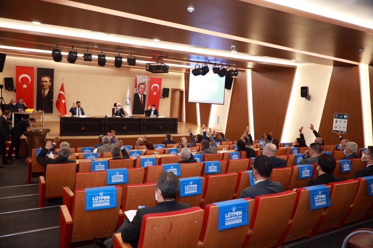 Talas Belediyesi'nin 2020 Yılı Faaliyet Raporu Onaylandı
