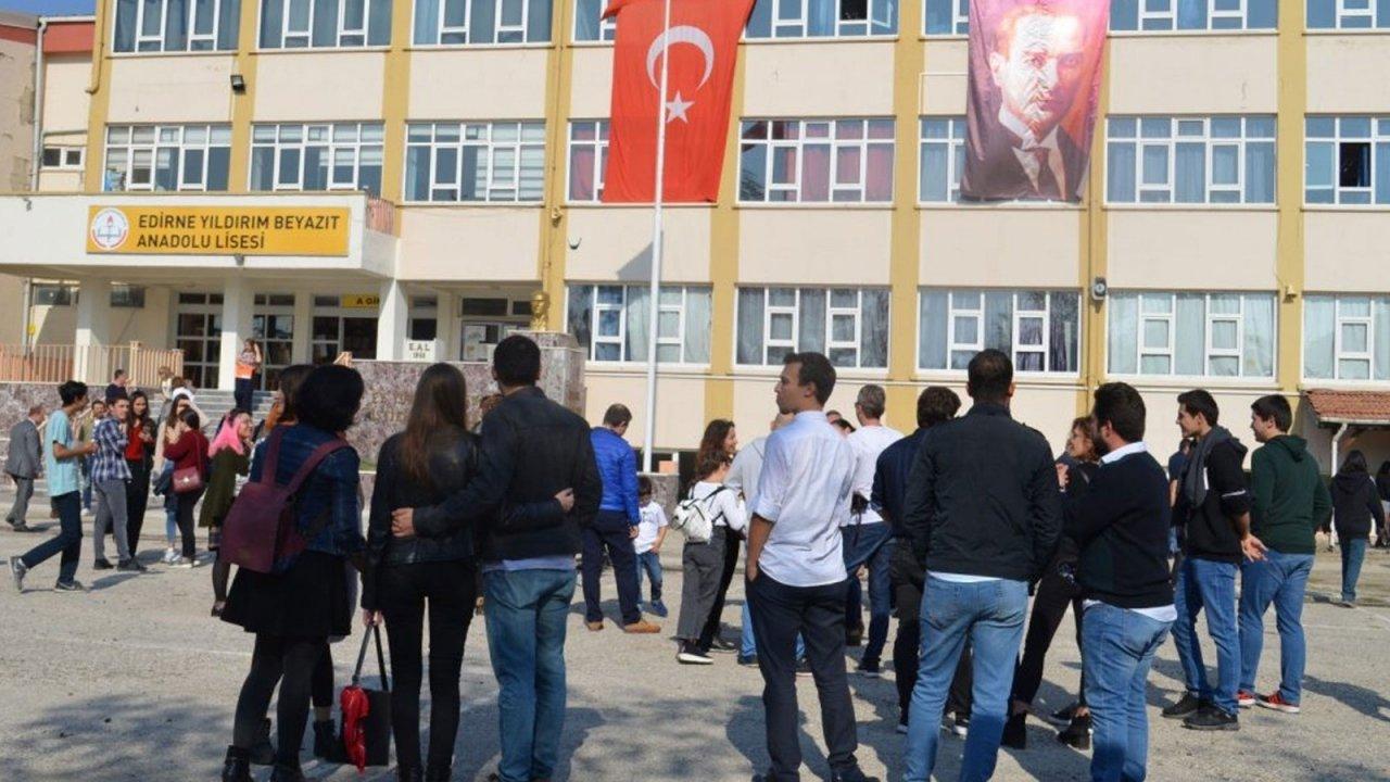 Yıldırım Beyazıt Anadolu Lisesine Sınavla Öğrenci Alınacak