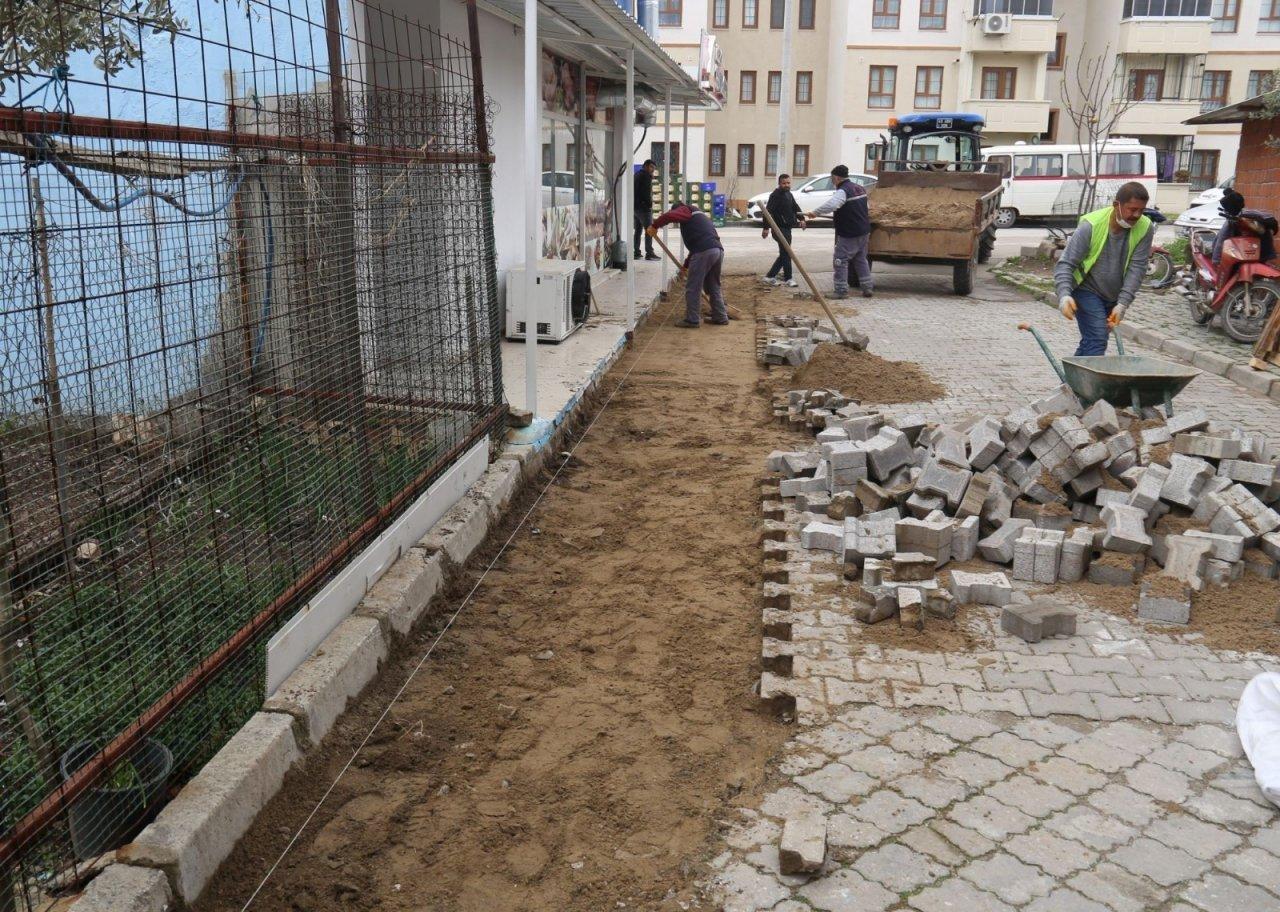 Turgutlu'da Mahallelerin İhtiyaçları Doğrultusunda Çalışmalar Yapılıyor