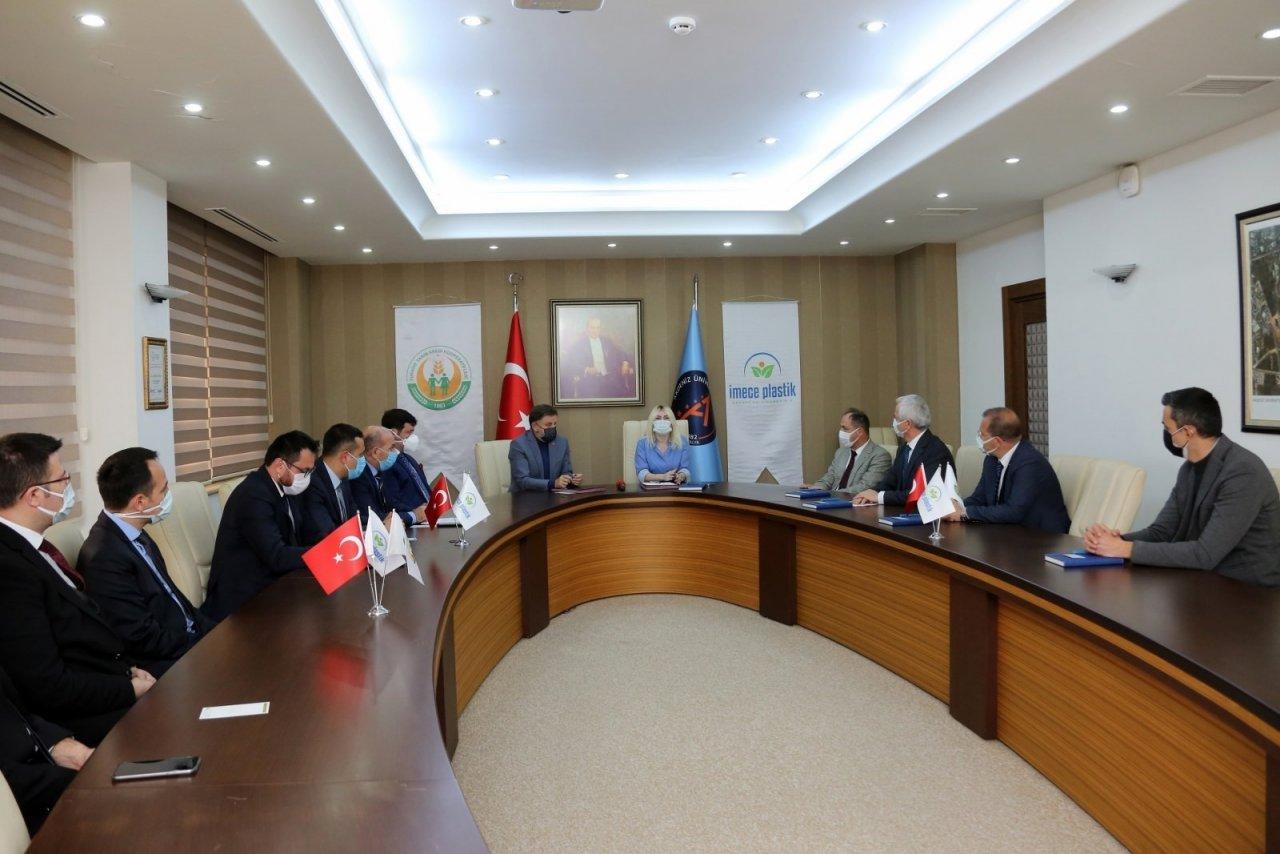 Aü İle Tarım Kredi Kooperatifleri Birliği Arasında İş Birliği Protokolü İmzalandı