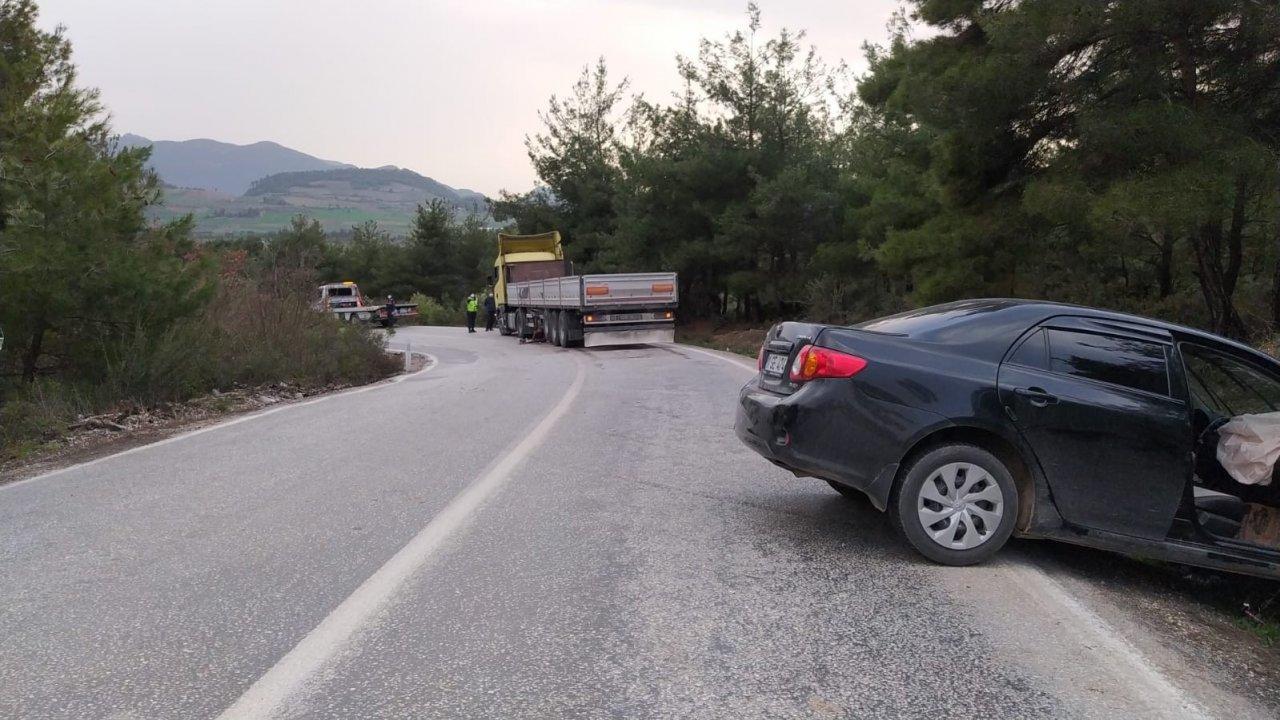 Osmaneli'nde Trafik Kazası, 3 Hafif Yaralı