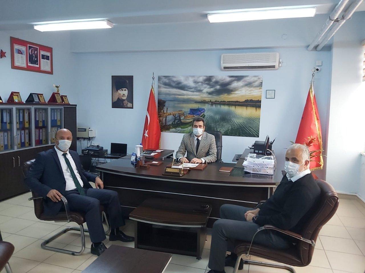 Başkan Gür, Ayal'ın Proje Okulu Olmasından Memnun