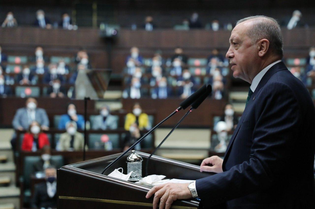 """Cumhurbaşkanı Erdoğan: """"i̇steseniz De İstemeseniz De Kanal İ̇stanbul'u Yapacağız Ve Milletimizin Emrine Amade Edeceğiz"""""""