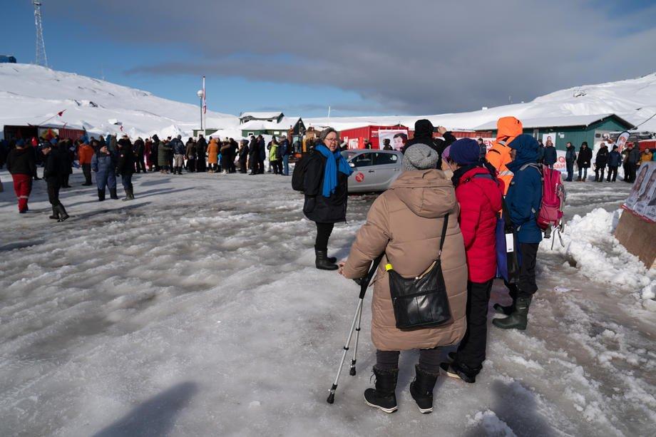 Grönland'da Seçimi Muhalefet Kazandı